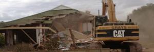 House Demolition Grays Transport